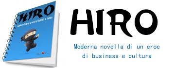 hiro:un eroe ninja di business e cultura